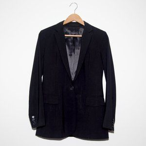 T. Babaton (Aritzia) 1 Button Notch Lapel Blazer